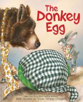 Cover image for The donkey egg