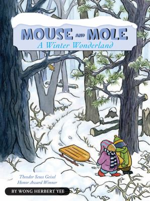 Cover image for Mouse and Mole : a winter wonderland