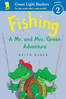Cover image for Fishing : a Mr. and Mrs. Green adventure