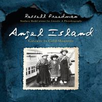 Cover image for Angel Island : gateway to Gold Mountain
