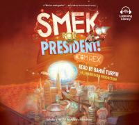 Cover image for Smek for president!