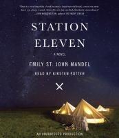 Cover image for Station Eleven : a novel