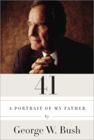 Cover image for 41 : a portrait of my father