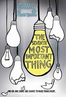 Cover image for The seventh most important thing