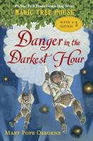 Cover image for Danger in the darkest hour
