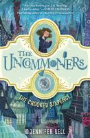 Cover image for The crooked sixpence