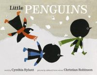 Cover image for Little penguins