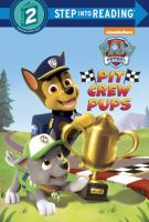 Cover image for Pit crew pups