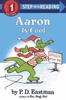 Cover image for Aaron is cool