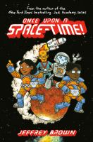Cover image for Once upon a space-time!
