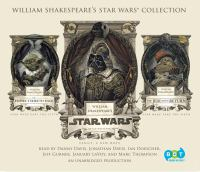 Cover image for William Shakespeare's Star Wars collection