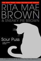 Cover image for Sour puss