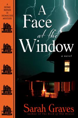 Cover image for A face at the window