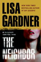 Cover image for The neighbor