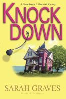 Cover image for Knockdown : a home repair is homicide mystery