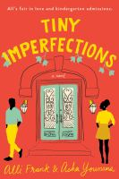 Cover image for Tiny imperfections : a novel