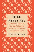Cover image for Kill reply all