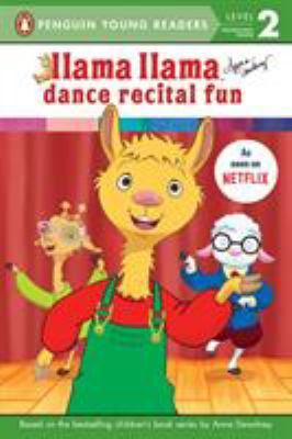 Cover image for Llama Llama dance recital fun