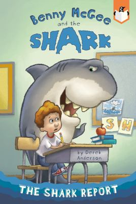 Cover image for The shark report