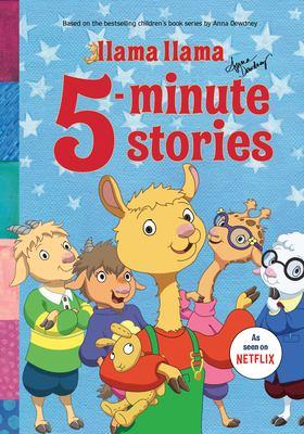 Cover image for Llama Llama 5-minute stories.
