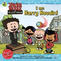 Cover image for I am Harry Houdini