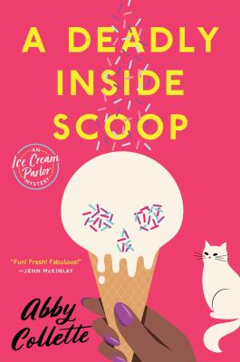 Cover image for A deadly inside scoop