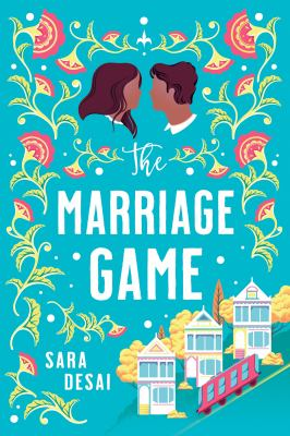 Cover image for The marriage game