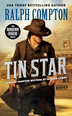 Cover image for Ralph Compton : tin star