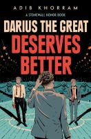 Cover image for Darius the Great deserves better