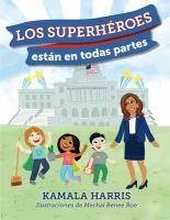 Cover image for Los superhéroes estàn en todas partes