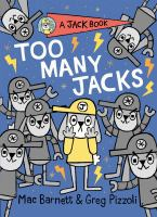Cover image for Too many Jacks