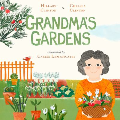 Cover image for Grandma's gardens
