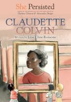 Cover image for Claudette Colvin