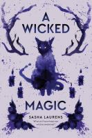 Cover image for A wicked magic
