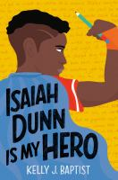 Cover image for Isaiah Dunn is my hero