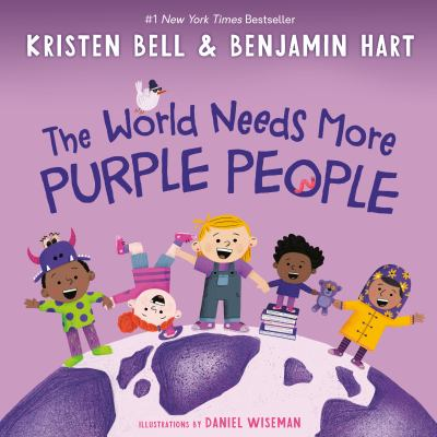 Cover image for The world needs more purple people
