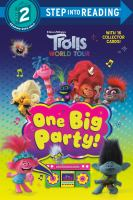 Cover image for One big party