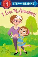Cover image for I love my grandma!