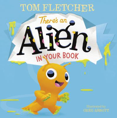 Cover image for There's an Alien in Your Book