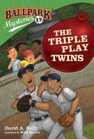 Cover image for The triple play twins