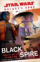 Cover image for Black spire