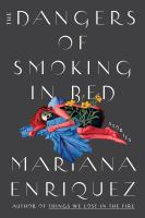Cover image for The dangers of smoking in bed : stories
