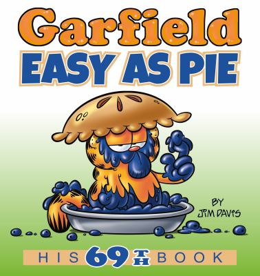 Cover image for Garfield easy as pie