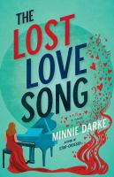 Cover image for The lost love song : a novel