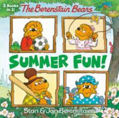 Cover image for Berenstain Bears Summer Fun!