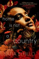 Cover image for Home is not a country