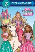 Cover image for Barbie princess adventure