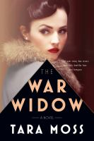 Cover image for The war widow : a novel