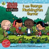 Cover image for I am George Washington Carver