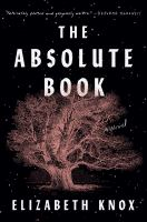 Cover image for The absolute book : a novel